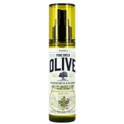 Korres Pure Greek Olive Body Oil Przeciwstarzeniowy olejek do ciała Olive Blossom 100ml