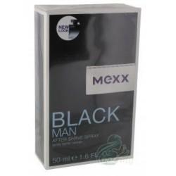 Mexx Black Man Woda po goleniu 50ml spray