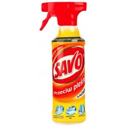 SAVO Preparat do usuwania pleśni w łazienkach spray 500ml