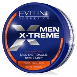 Eveline Men X-Treme Multifunkcyjny krem eksteralnie nawilżający 200ml