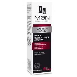 AA Men Carbon Care maska oczyszczająca z węglem 30ml