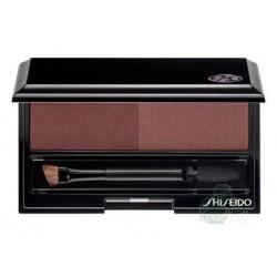 Shiseido Eyebrow Styling Compact Paleta do makijażu brwi BR 602 Medium Brown 4g