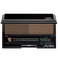 Shiseido Eyebrow Styling Compact Paleta do makijażu brwi BR 603 Light Brown 4g