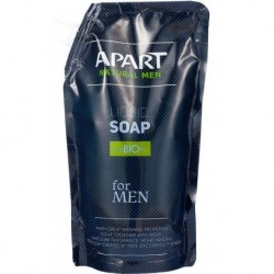 Apart Natural Prebiotic Refill mydło w płynie For Men 400ml