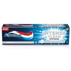 Aquafresh Intense Clean Toothpaste pasta do zębów Whitening 75ml