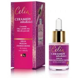 Celia Ceramidy Młodości serum przeciwzmarszczkowe do twarzy szyi i dekoltu 15ml