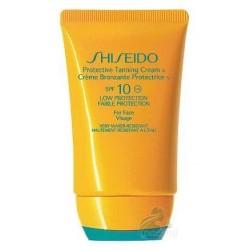 Shiseido Protective Tanning Cream SPF10 Krem ochronny z filtrem do opalania 50ml