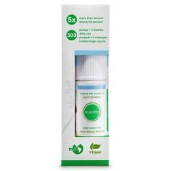Ecocera Push-up Dry Shampoo suchy szampon do każdego rodzaju włosów 15g