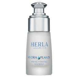 Herla Naturally Rich Hydra Plants Intense Hydrating Face Serum intensywnie nawilżające serum do twarzy 30ml