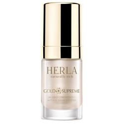 Herla Rich Naturally Gold Supreme Anti-Age Serum Booster skoncentrowane serum odmładzające 15ml