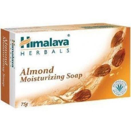 Himalaya Herbals Almond Moisturizing Soap nawilżające mydło Migdał 75g