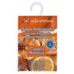 La Casa De Los Aromas Saszetka zapachowa Cynamon Pomarańcza 13g