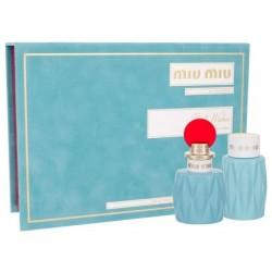 Miu Miu Miu Miu Woda perfumowana spray 50ml + Balsam do ciała 100ml