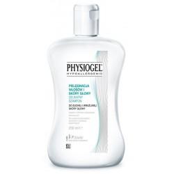 Physiogel Pielęgnacja Włosów i Skóry Głowy delikatny szampon do suchej i wrażliwej skóry głowy 250ml
