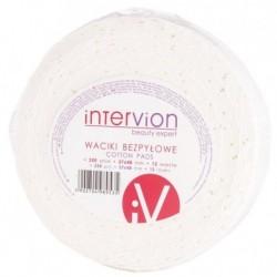 Inter Vion Cotton Pads waciki bezpyłowe 250szt