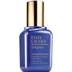 Estee Lauder Enlighten Dark Spot Correcting Night Serum - Serum na noc 30ml