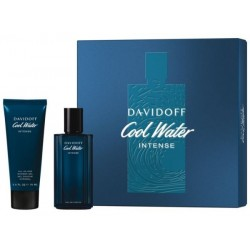 Davidoff Cool Water Man Intense Woda toaletowa spray 75ml + Żel pod prysznic 75ml