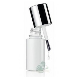 Clinique A Different Nail Enamel Base And Top Coat Lakier bazowy i ochronny do paznokci 9ml
