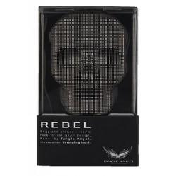 Tangle Angel Rebel szczotka do włosów Czarna