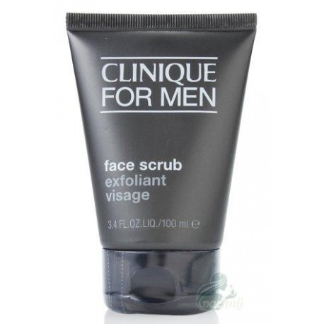 Clinique Skin Supplies For Men Face Scrub Exfoliant Visage Peeling Do Twarzy 100ml Perfumeria Pachnij Pl