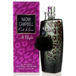 Naomi Campbell Cat Deluxe at Night Woda toaletowa 30ml spray