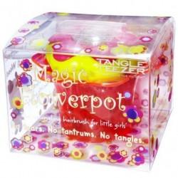 Tangle Teezer Magic Flowerpot Hairbrush Szczotka do włosów dla dzieci Princess Pink