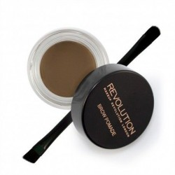 Makeup Revolution Brow Pomade Pomada do brwi Medium Brown 2,5g