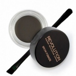 Makeup Revolution Brow Pomade Pomada do brwi Graphite 2,5g