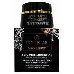 Collistar Nero Sublime Black Precious Cream Przeciwzmarszczkowy krem do twarzy 50ml