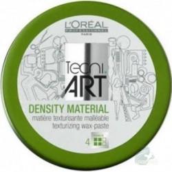 L`Oreal Tecni Art Density Material Texturizing Wax-Paste Plastyczny wosk strukturyzujący Force 4 100ml