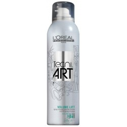 L`Oreal Tecni Art Volume Lift Root Lift Spray-Mousse Pianka dodająca objętości u nasady Force 3 250ml