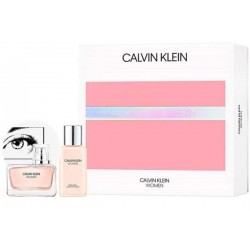 Calvin Klein CK Women Woda toaletowa 50ml spray + Balsam do ciała 100ml