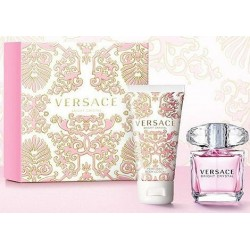 Versace Bright Crystal Woda toaletowa 30ml spray + Balsam do ciała 50ml