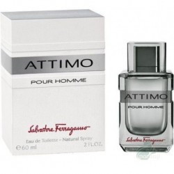 Salvatore Ferragamo Attimo pour Homme Woda toaletowa 60ml spray