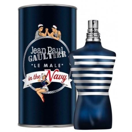 jean paul gaultier le male in the navy