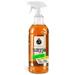 Mill Clean Umyje płyn do mycia szyb, luster i glazury Pomarańcza 1,22l