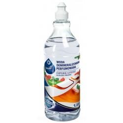 Mill Clean woda demineralizowana o wysokiej czystości do żelazek, parownic, nawilżaczy powietrza Grapefruit 1,22l