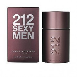 Carolina Herrera 212 Sexy Men Woda toaletowa 50ml spray