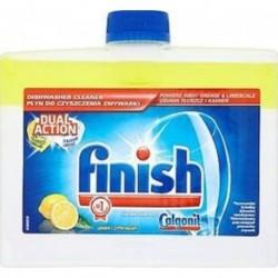 Finish Dishwasher Cleaner płyn do czyszczenia zmywarki Lemon 250ml