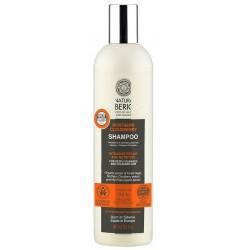 Siberica Professional Northern Cloudberry Shampoo Szampon do włosów farbowanych i zniszczonych Malina Moroszka 400ml