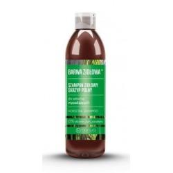 Barwa Ziołowa szampon ziołowy do włosów wypadających Skrzyp Polny 250ml