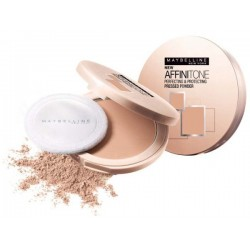 Maybelline Affinitone Powder Puder do twarzy w kompakcie 03 Light Sand Beige 9g