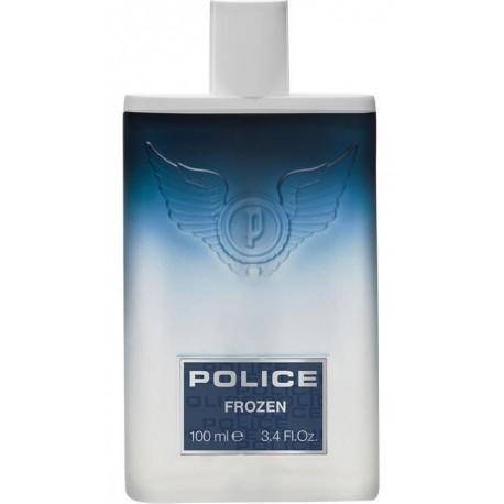 police frozen