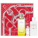 Hermes Le Jardin de Monsieur Li Woda toaletowa 100ml spray + Balsam do ciała 80ml + Woda toaletowa 7,5ml