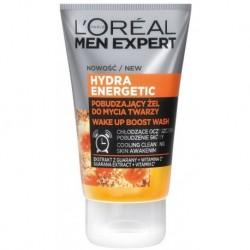 L`Oreal Men Expert Hydra Energetic pobudzający żel do mycia twarzy 100ml