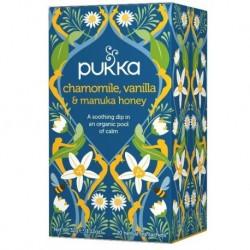 Pukka Herbata ekologiczna Rumianek & Wanilia 20 torebek 36g