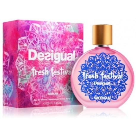 Desigual Fresh Festival Woman Woda toaletowa 100ml spray