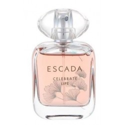 Escada Celebrate Life Woda perfumowana 50ml spray TESTER