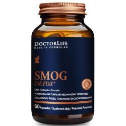 Doctor Life Smog Detox suplement diety 90 kapsułek