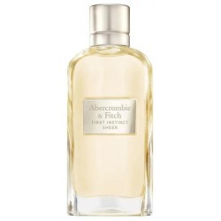 Abercrombie & Fitch First Instinct Sheer Woman Woda perfumowana 100ml spray TESTER